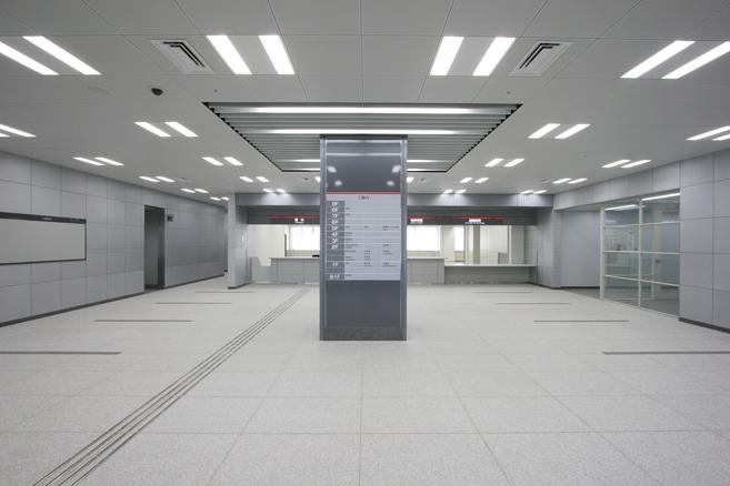警視庁東京湾岸警察署 警視庁東京湾岸警察署 設計コンセプト  警視庁東京湾岸警察署|実績紹介|東